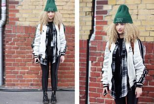 Street Style - Berlin Fashion Week